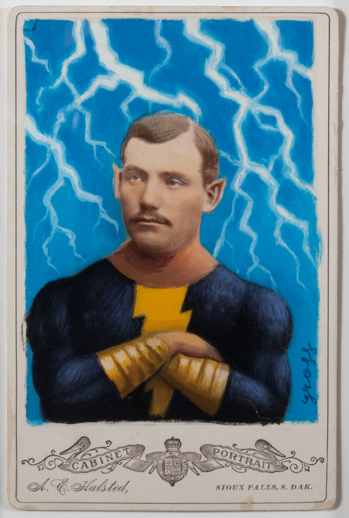 Alex Gross - Black Adam