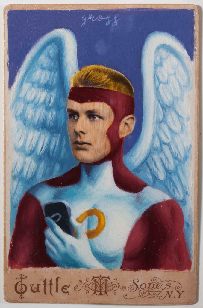 Alex Gross - Angel