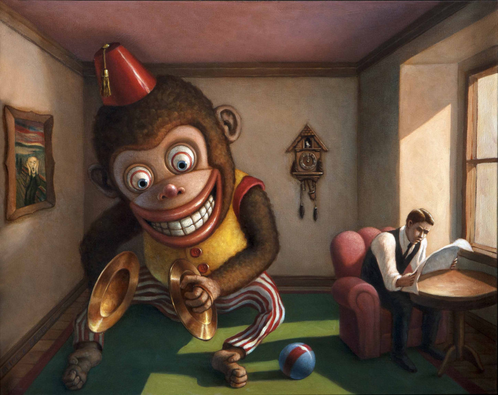 Mark Bryan - Too much Monkey