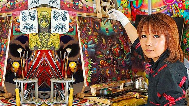 Yoko D'Holbachie