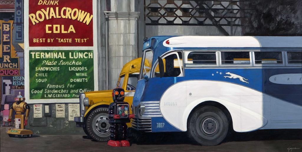Eric Joyner - Bus Stop