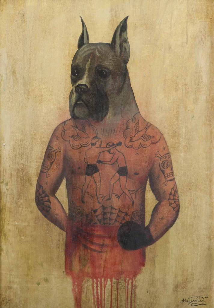 Sergio Mora - The Boxer