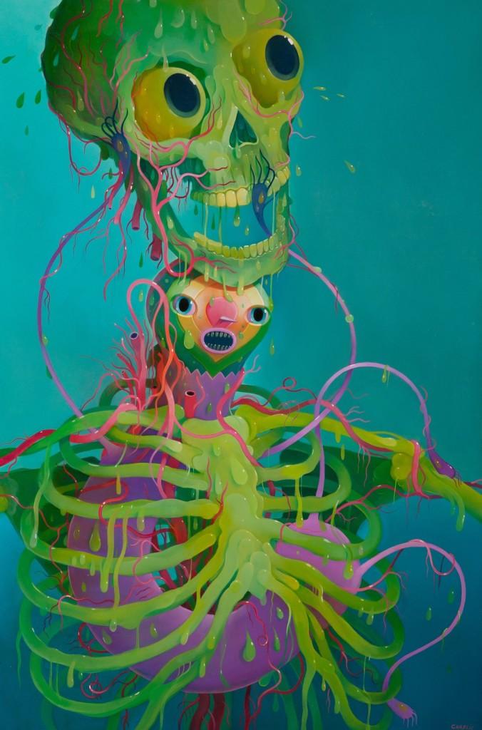 Charlie Immer - Slime Bones