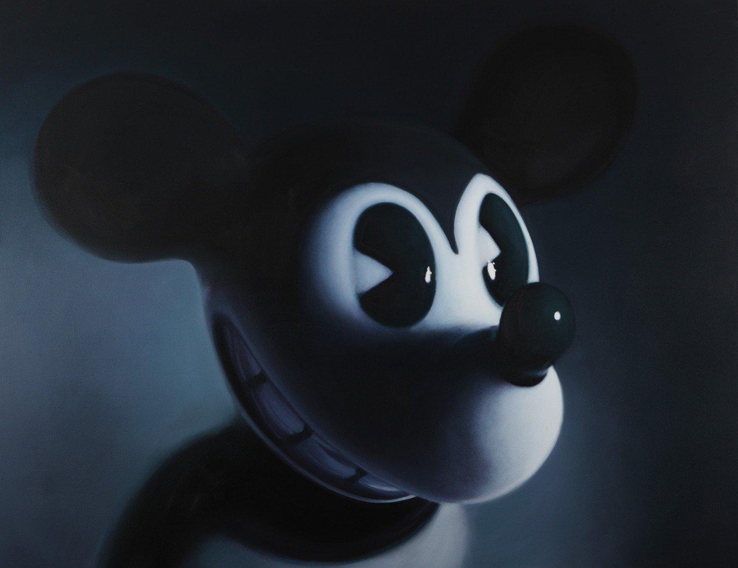 Gottfried Helnwein - Dark Mouse