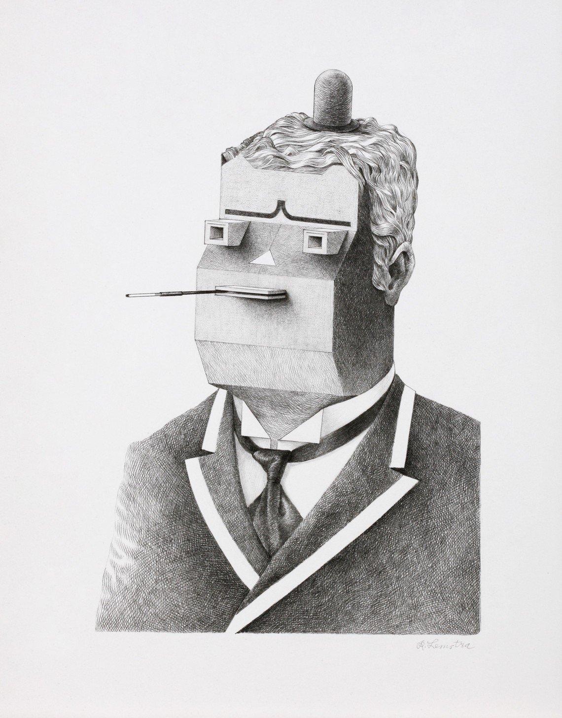 Raymond Lemstra - Tobacco I