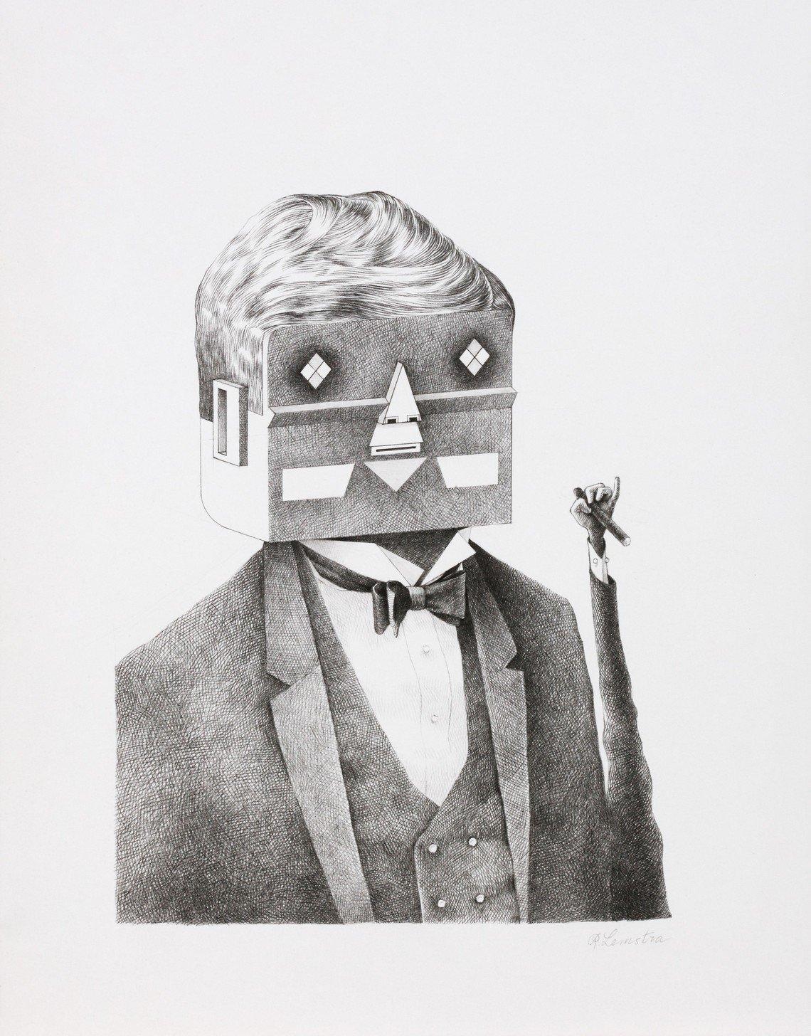 Raymond Lemstra - Tobacco II