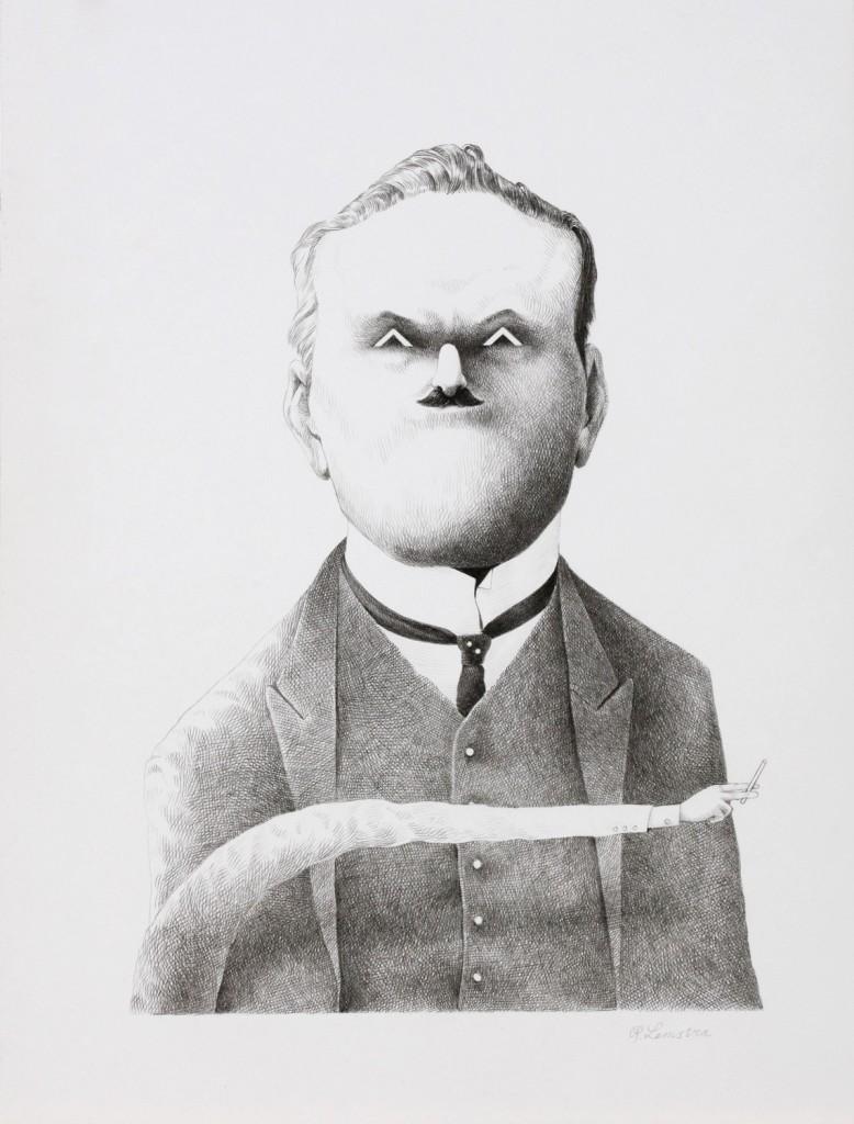 Raymond Lemstra - Tobacco III