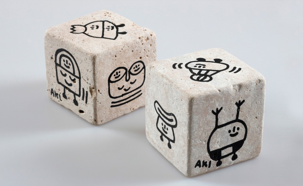 Akinori Oishi - Cubes