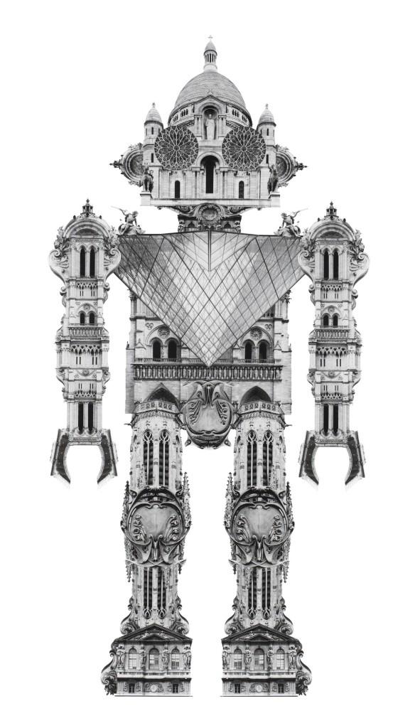 Joel Kuntz - Globobot Paris