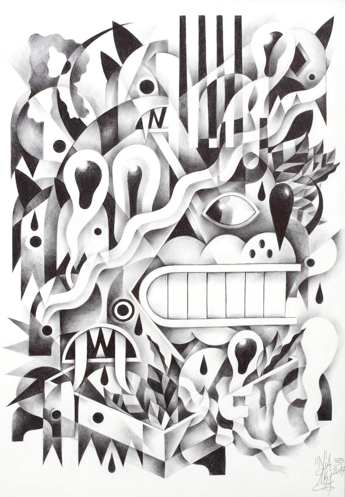 Abstractangoisse 3