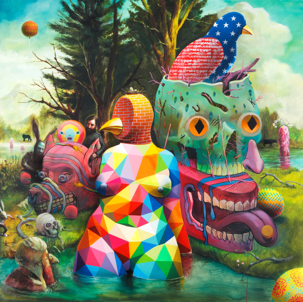 Okuda / Charlie Immer / Smithe - Theriomorphism