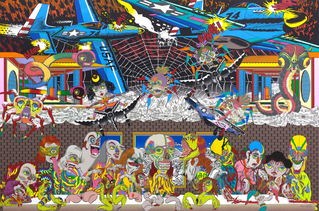 Keiichi Tanaami - The Last Supper