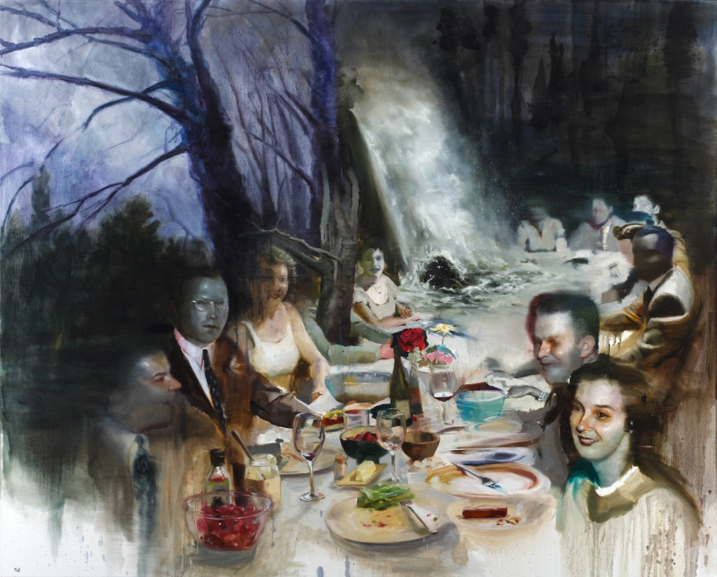 joshua Flint-The Banquet