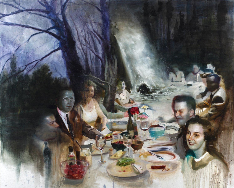 joshua Flint-The Banquet