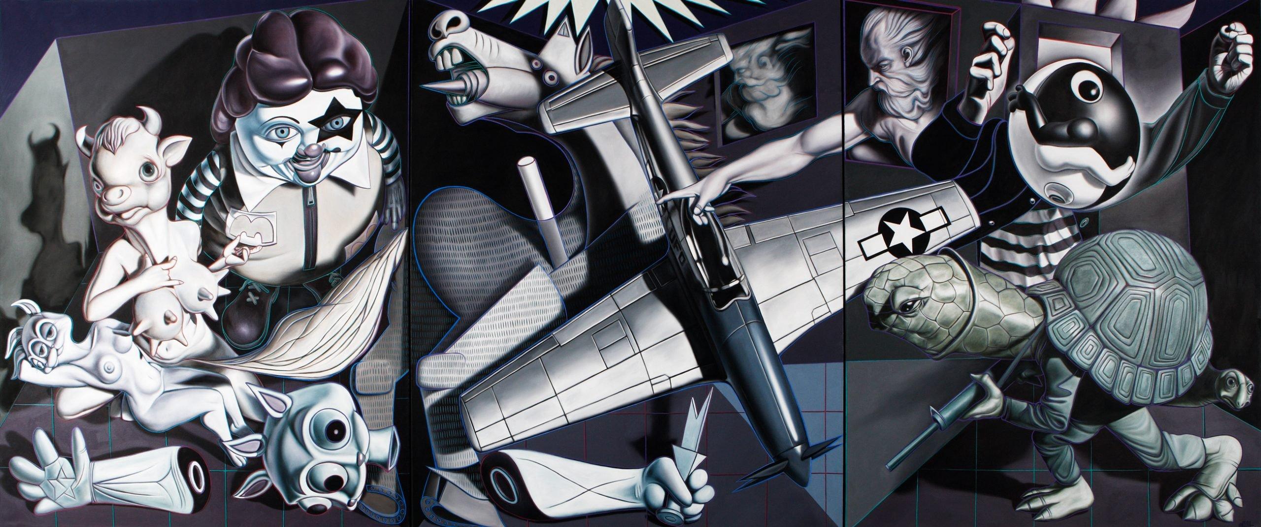 Guernica Trilogy