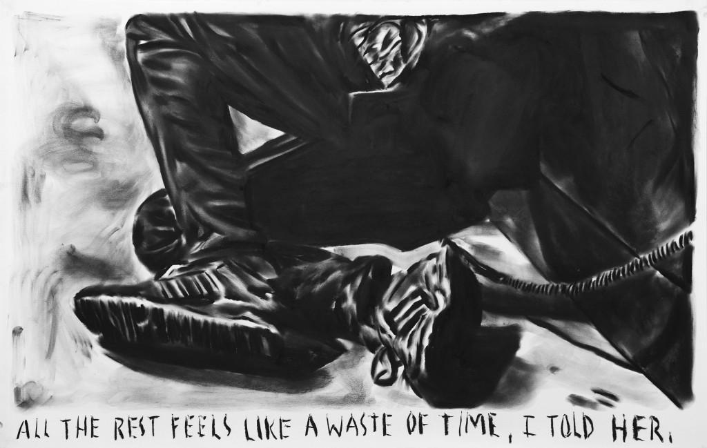Rinus Van de Velde - All the rest feels like a waste of time