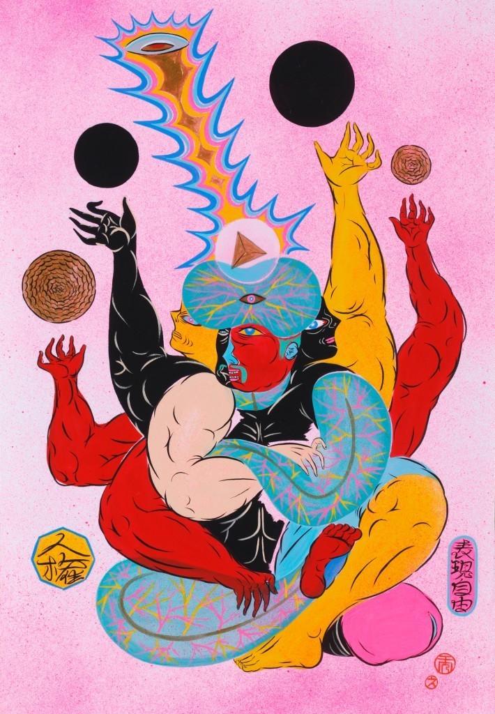 Hideyuki Katsumata - Freedom of Expression