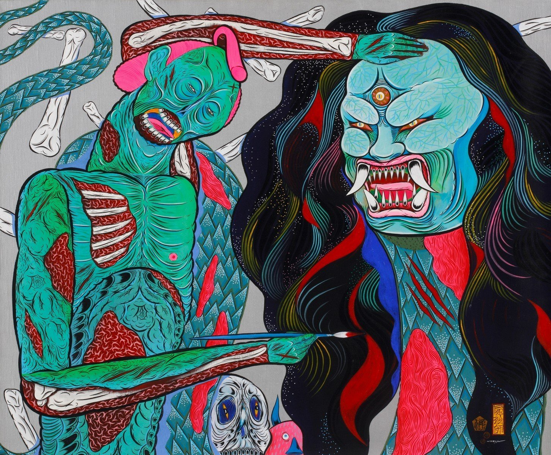 Zombie Painter