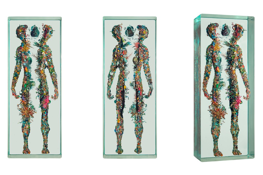 Dustin Yellin - Psychogeography 87