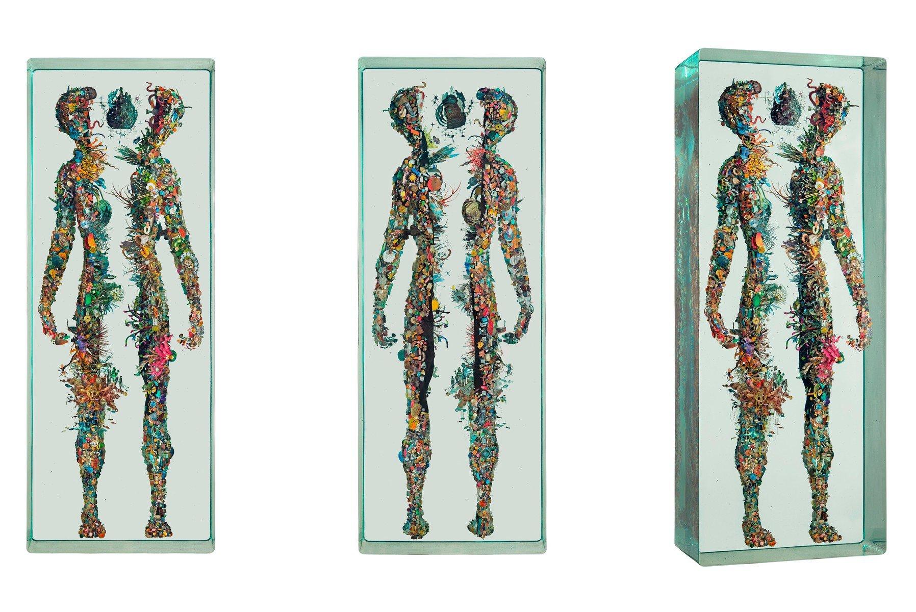 Dustin Yellin - Psychogeography 87
