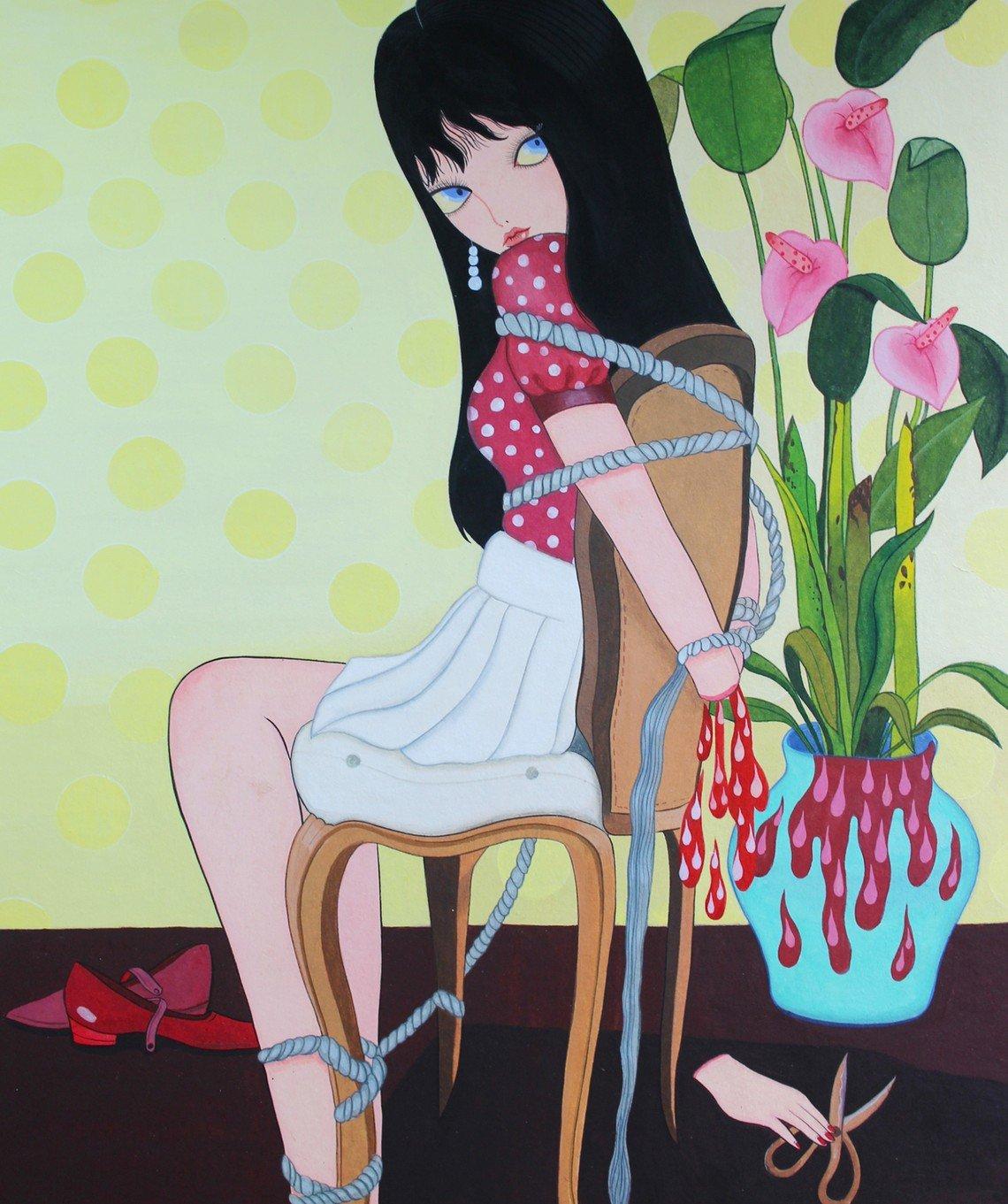Jang Koal - Red Shoes Girl