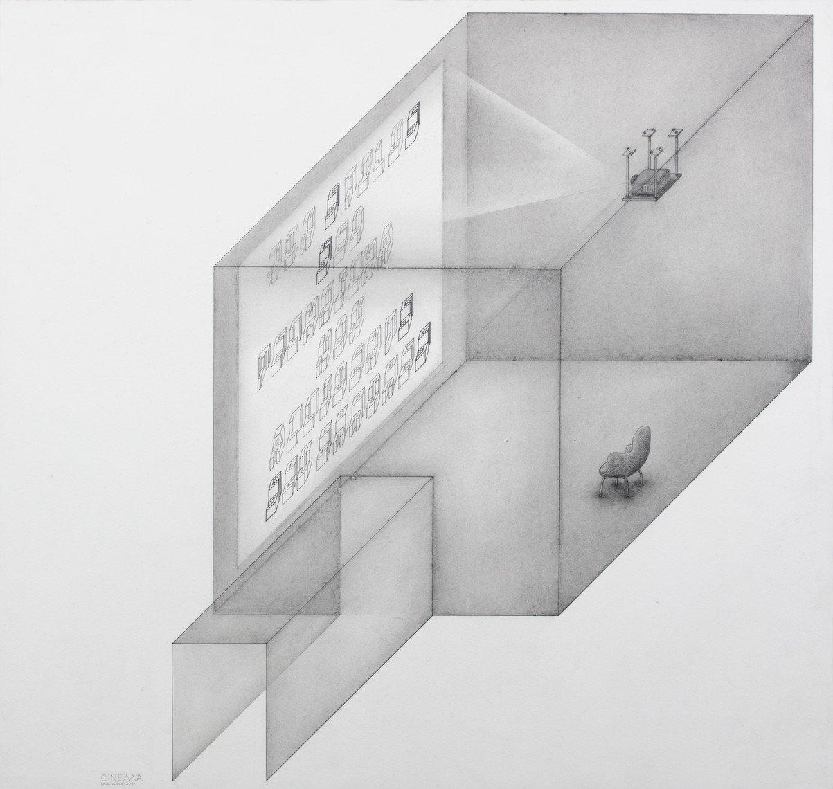 Paul Noble - Cinema