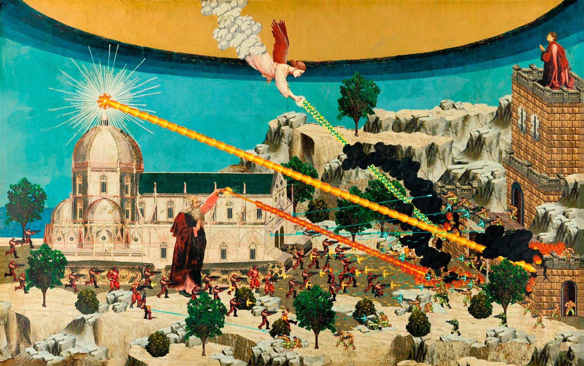 Liberation of Fra Intelari