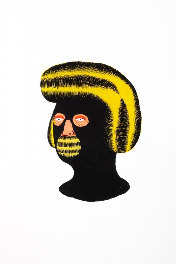 Grip Face - Retrato #3