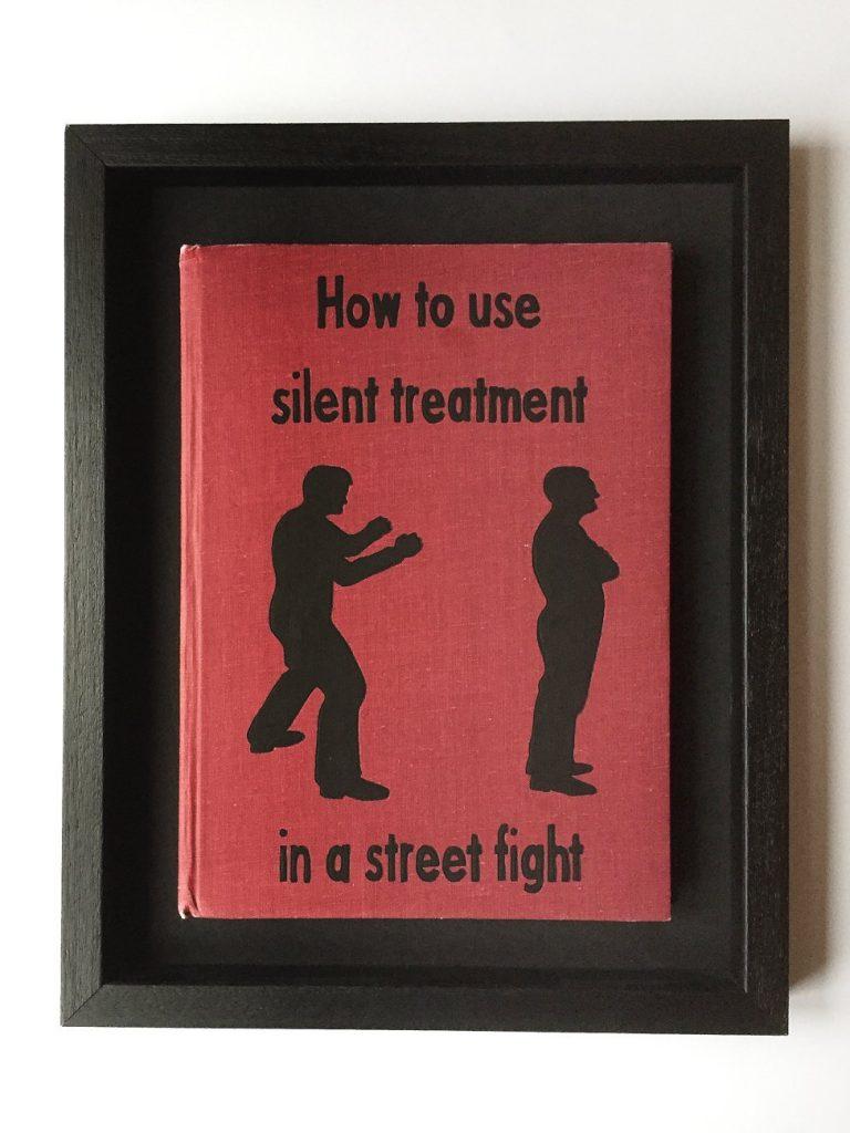 Johan Deckmann - Silent Treatment