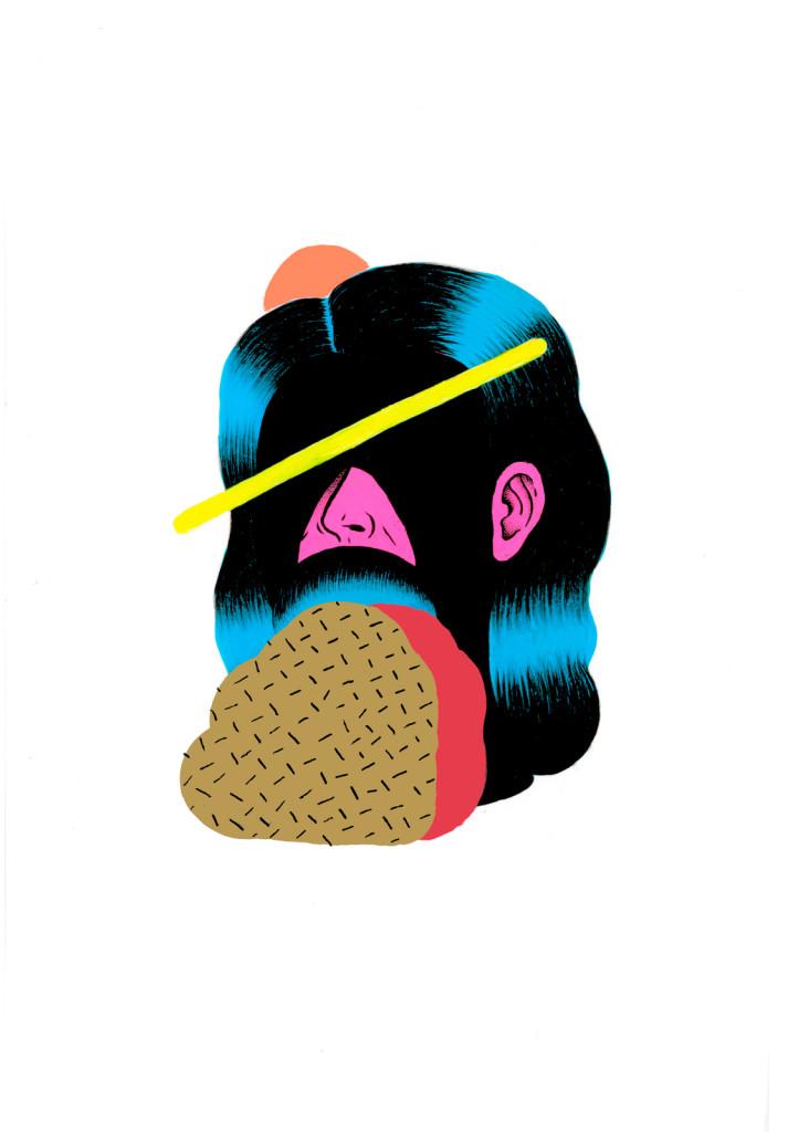 Grip Face - Portrait 15