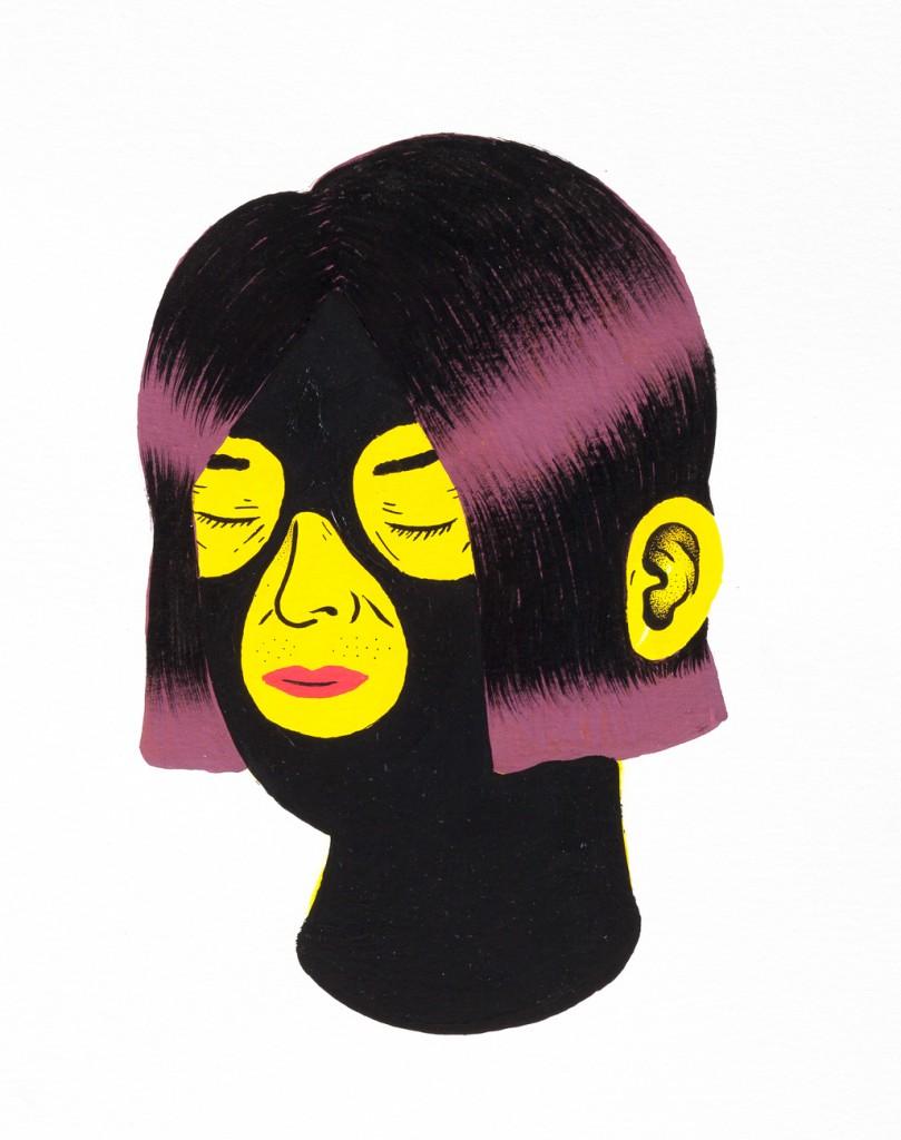 Grip Face - Retrato #18