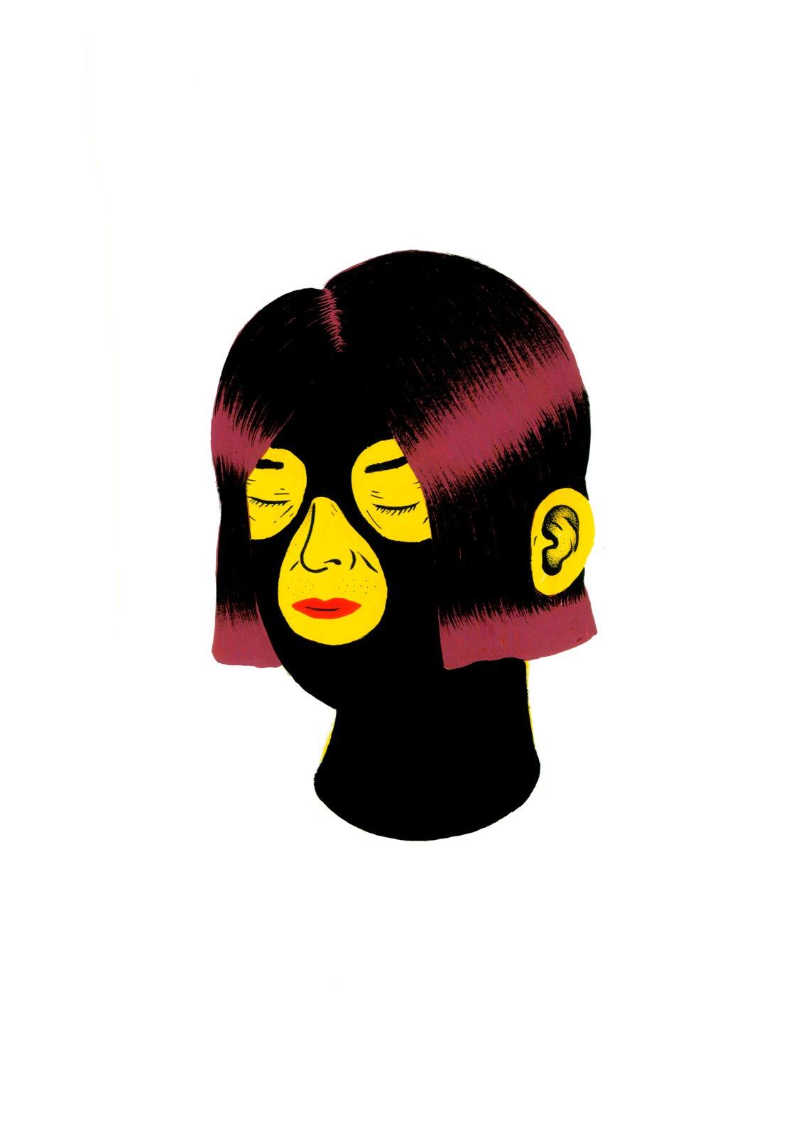 Grip Face - Portrait 18