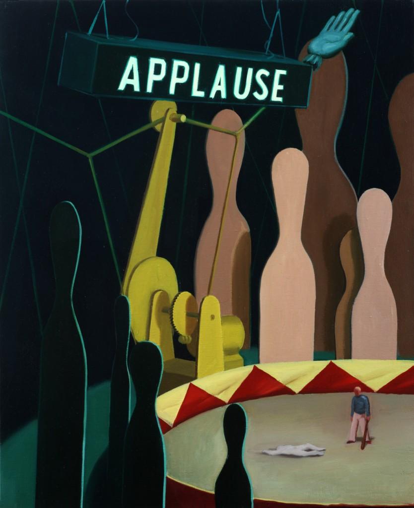 Mihael Milunovic - Applause