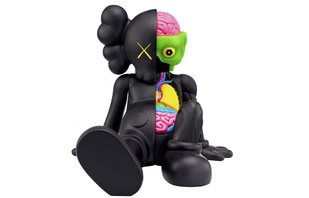KAWS-Companion-Resting-Place-Dissected-Detail