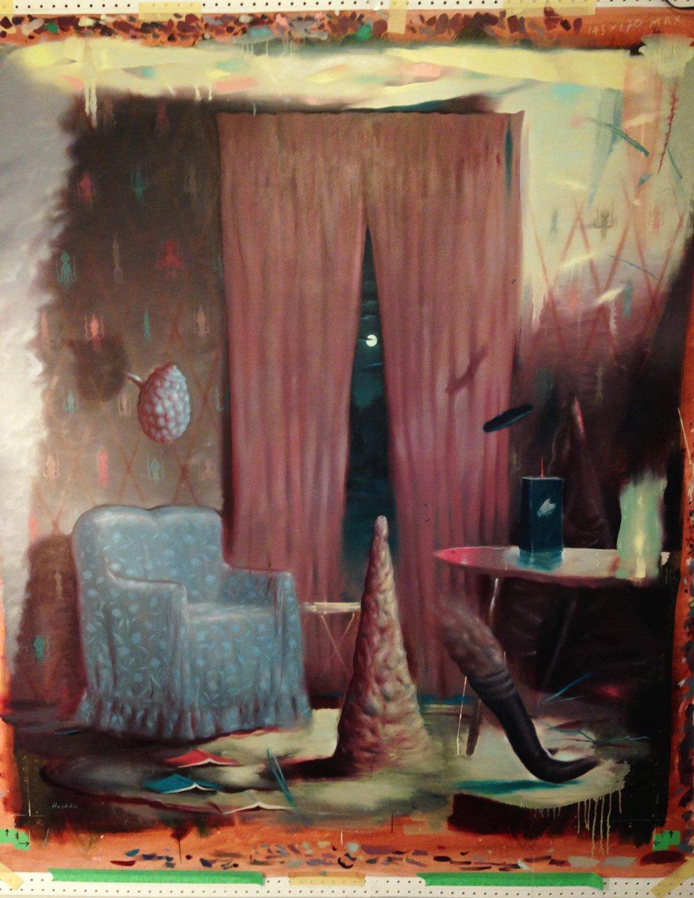 Ryan Heshka - Flies Have Ghosts