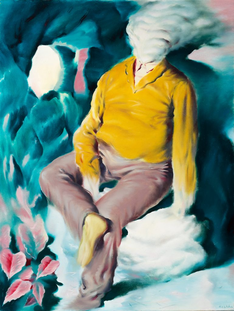 Ryan Heshka - Soft Subject