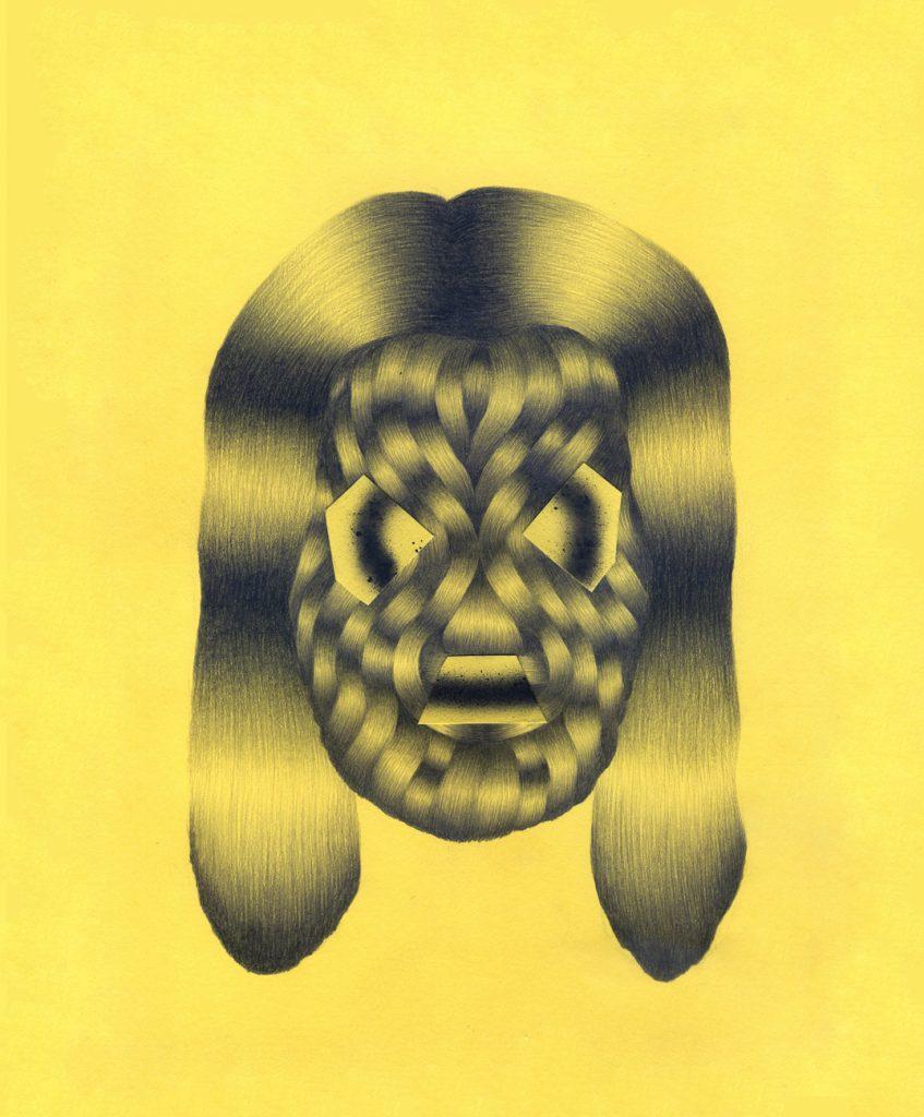 Máscara de una cuarentena #02