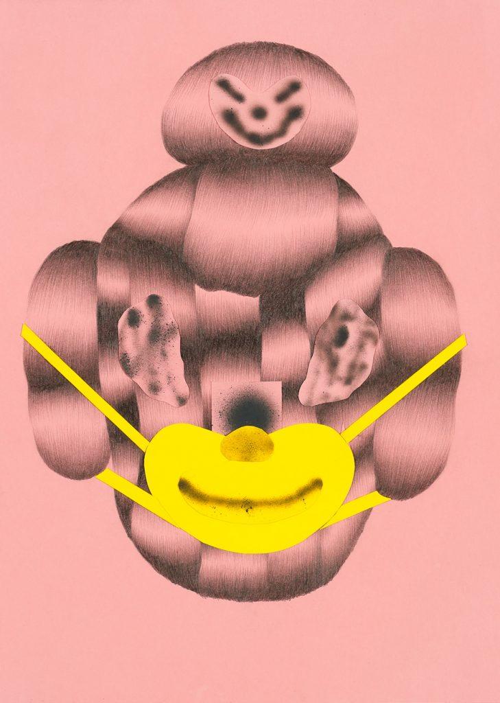 Máscara de una cuarentena #04