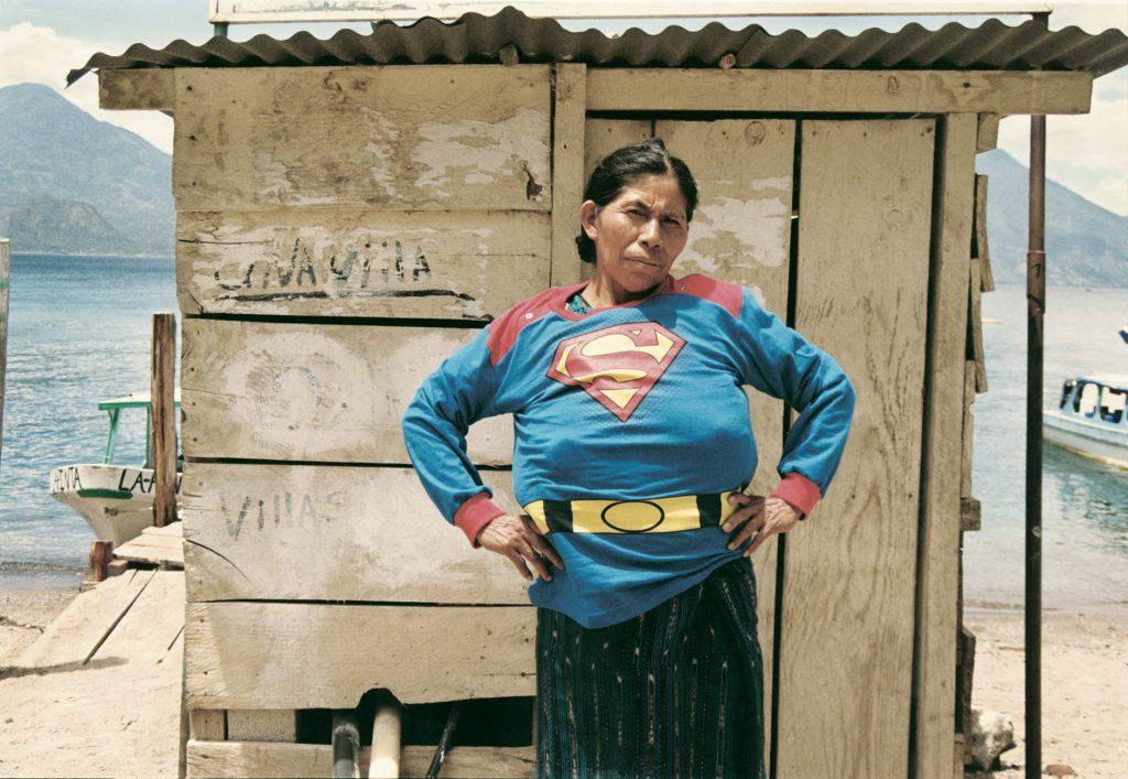 Superchica en Atitlán