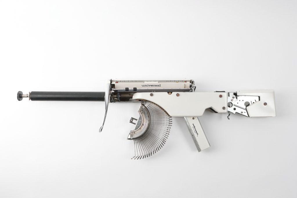 Typewriter Gun Universal