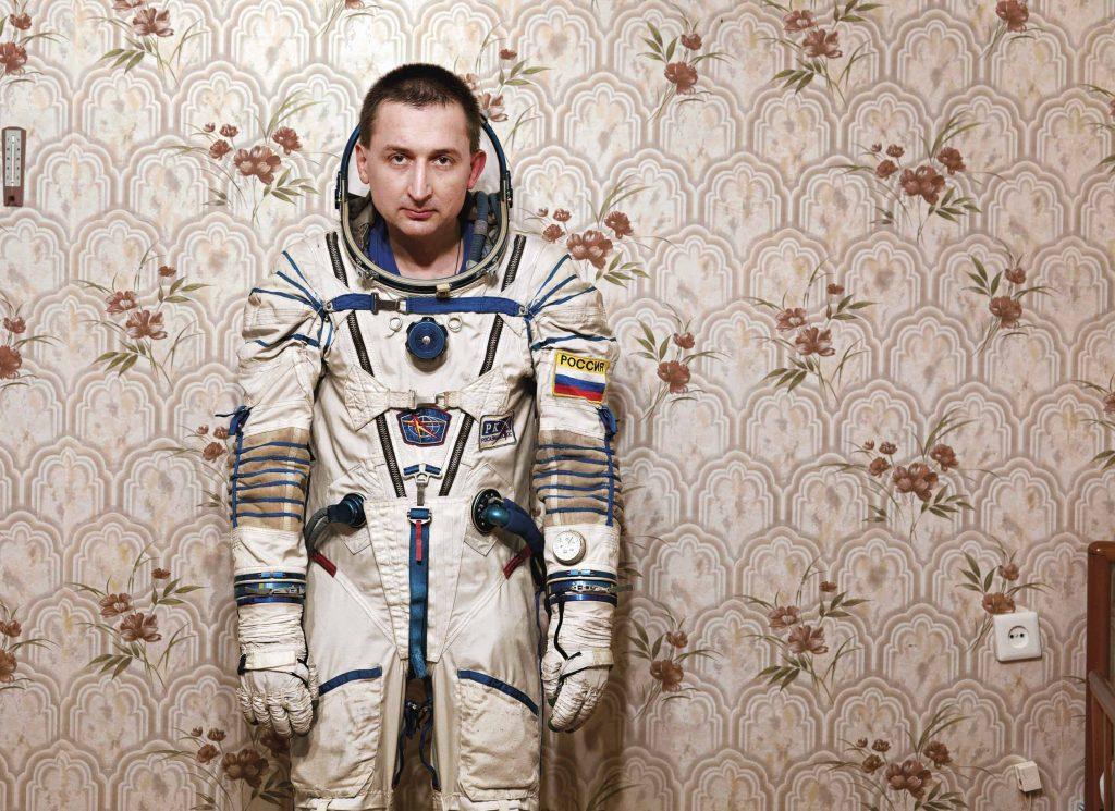 General Boris V., Yuri Gagarin Cosmonaut Training Center